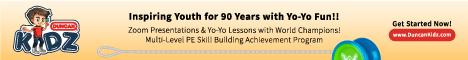 Inspiring youth for 90 years with Yo-Yo fun