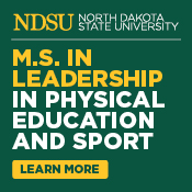 NDSU Leadership in Physical Education and Sport