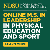 Online M.S. In Leadership in PE and Sport