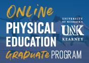 Online Physical Education Graduate Program